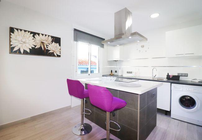 Apartamento en Frigiliana - 1036 Casa Rubio