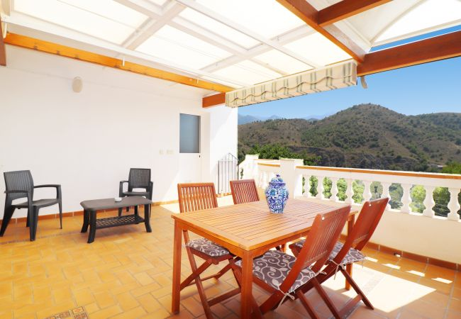 Apartamento en Frigiliana - 1120 Villa Meneguina