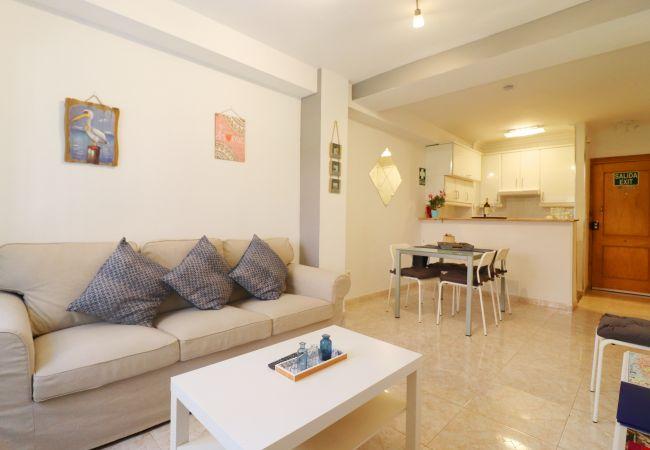 Apartamento en Nerja - 1136 Apartment Blue