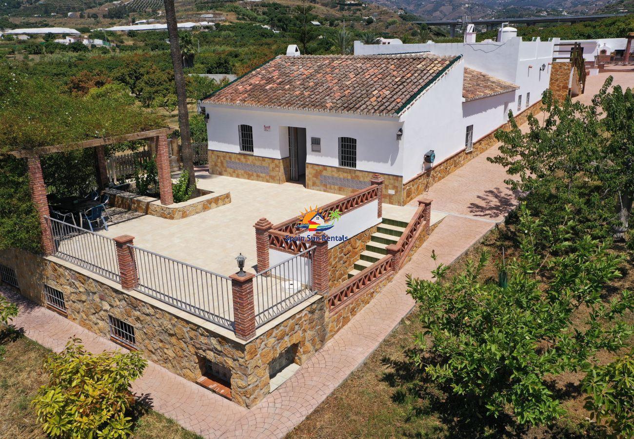 Villa en Nerja - 1035 Villa el Crucero