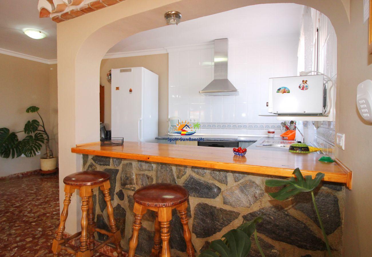 Villa en Torrox - 1090 Villa las Flores