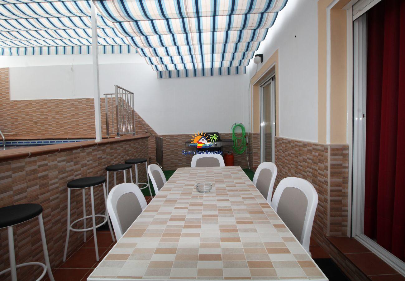 Casa en Nerja - 1088 Casa San Juan