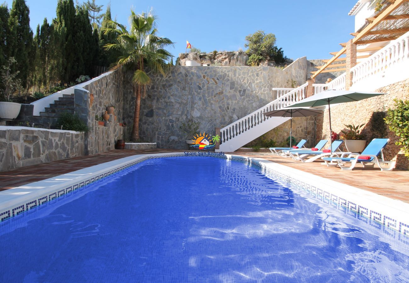 Villa en Nerja - 1055 Villa Cerrillo
