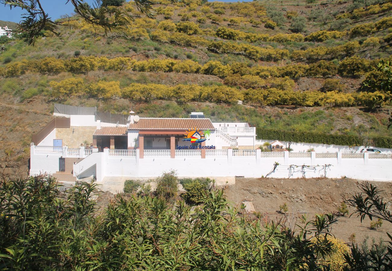 Villa en Nerja - 1037 Villa Alabarce