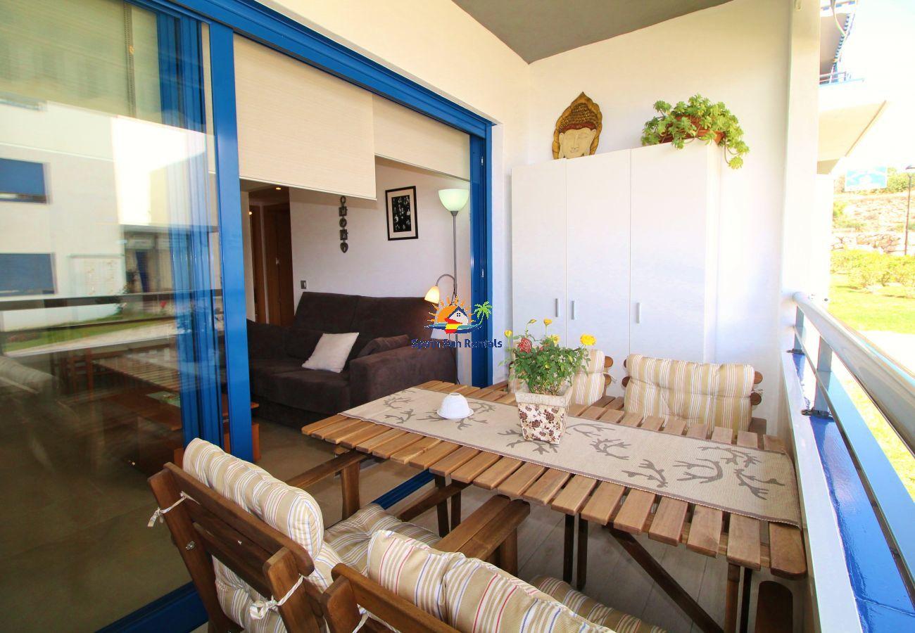 Apartamento en Torrox Costa - 1085 Apartment Playa Castillo