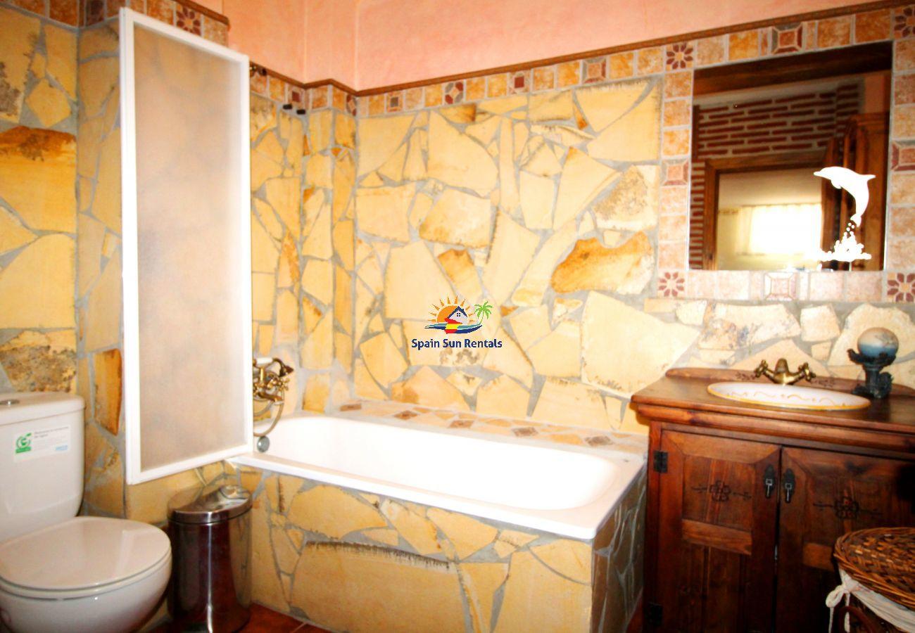 Villa en Nerja - 1072 Villa Palomas