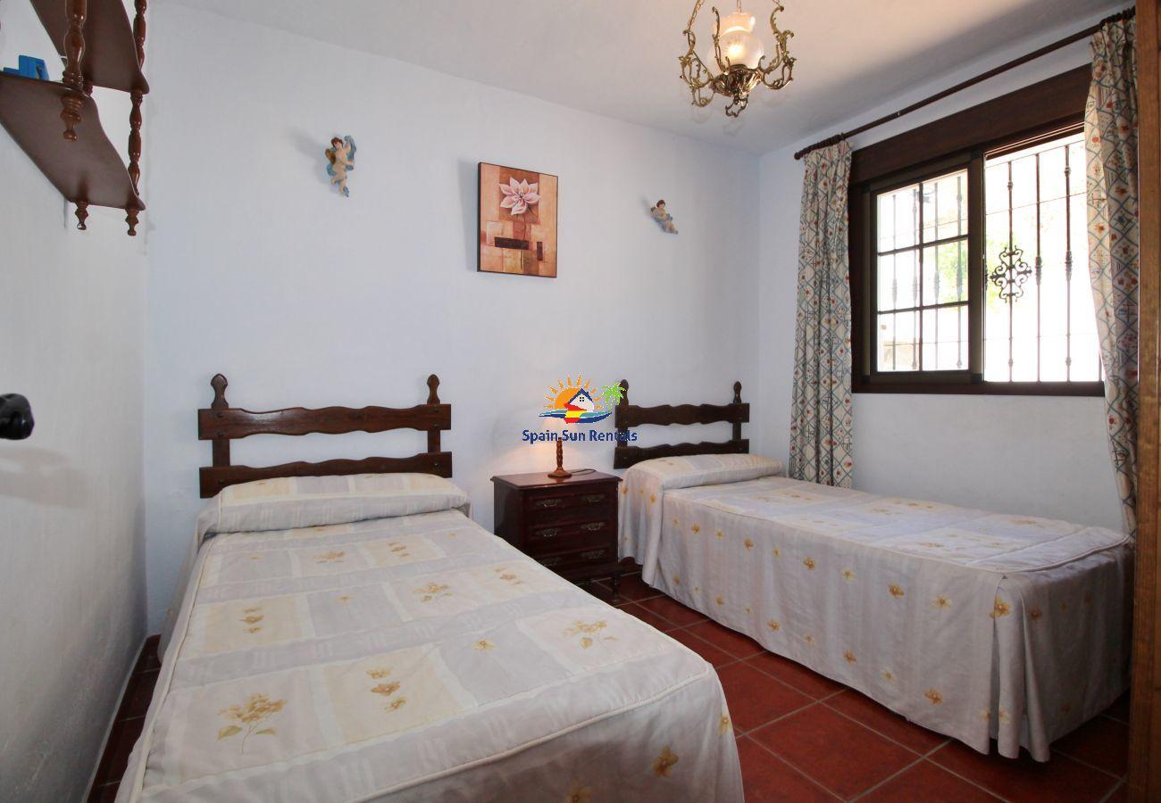 Villa en Frigiliana - 1075 Villa Rosa