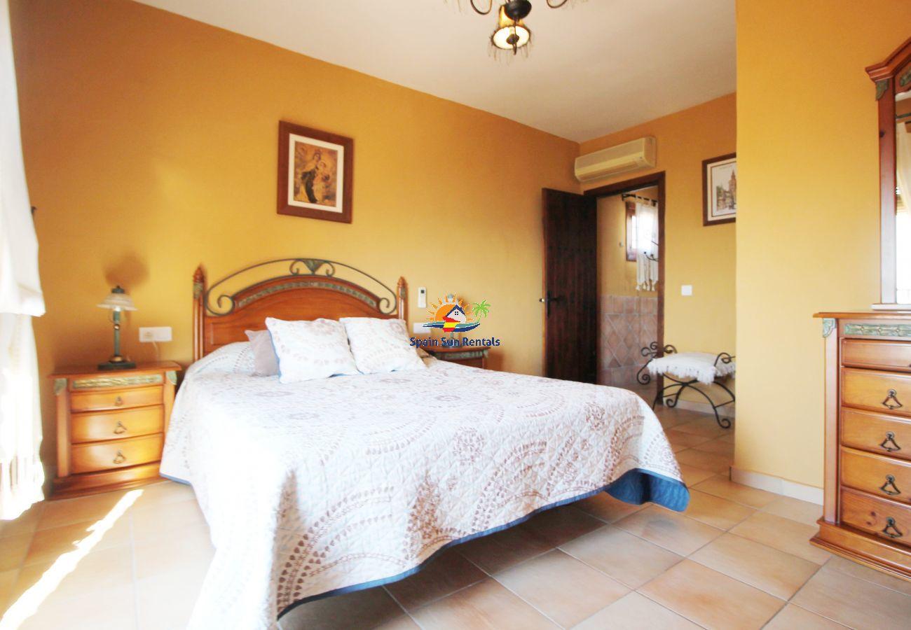 Villa en Torrox - 1049 Villa Benizan