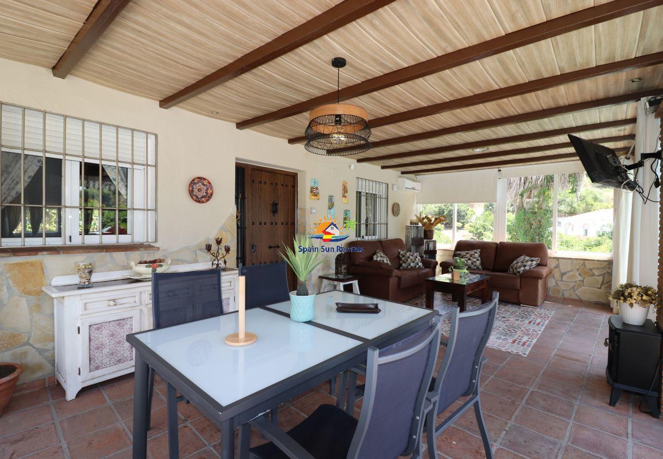 Villa en Frigiliana - 1012 Villa Paco