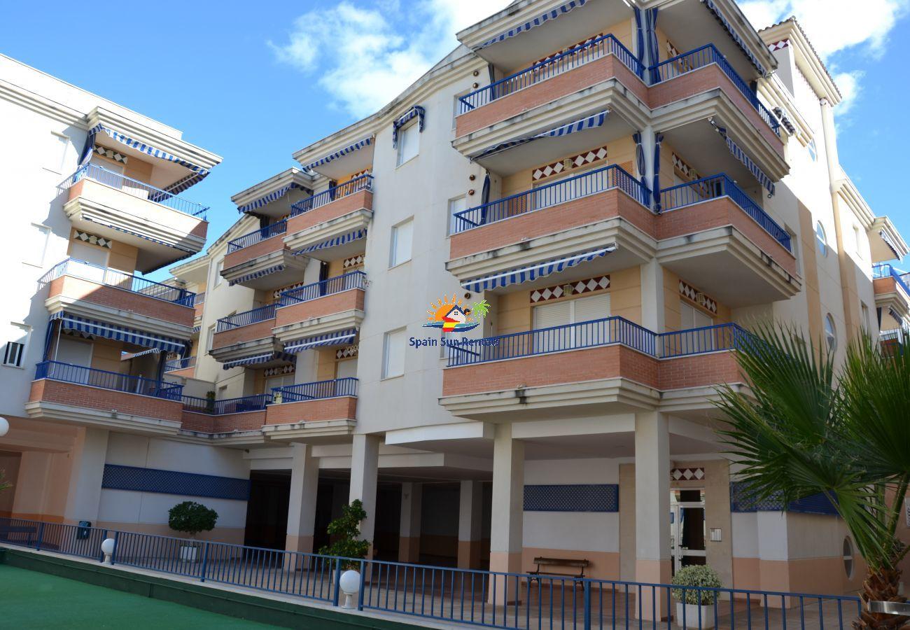 Apartamento en Torrox - 1017 Apartment Paraiso Sol