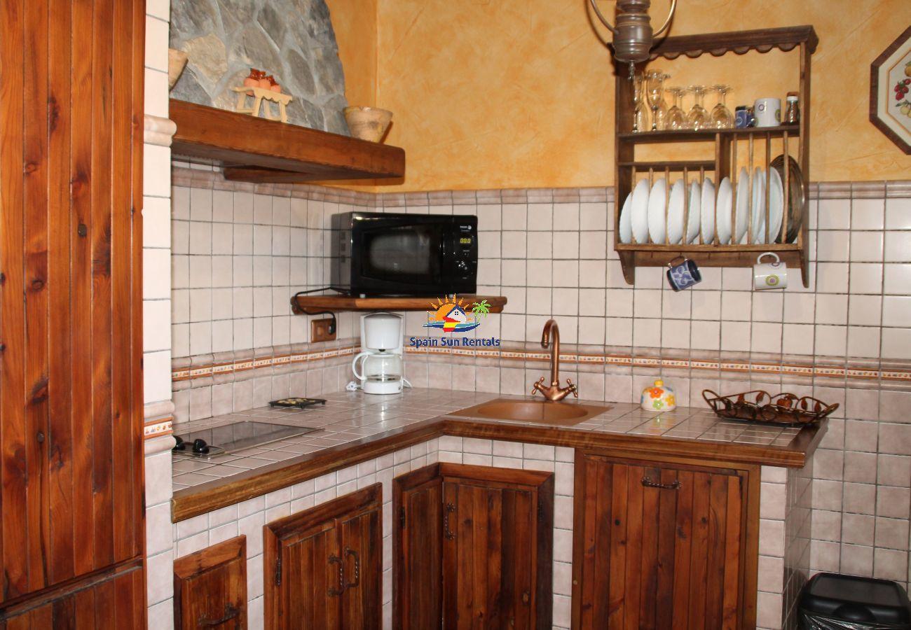 Casa en Nerja - 1052 Casa Patricia
