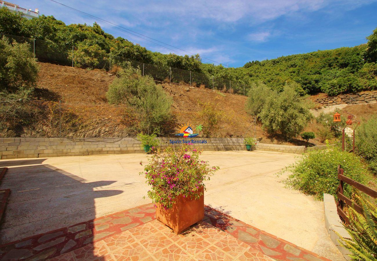 Villa en Frigiliana - 1038 Villa Cruz