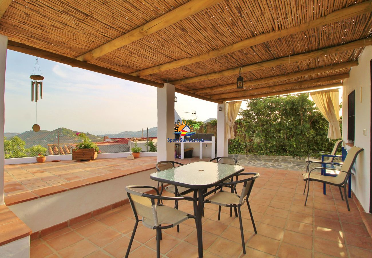 Villa en Frigiliana - 1039 Villa Cuatro Caminos