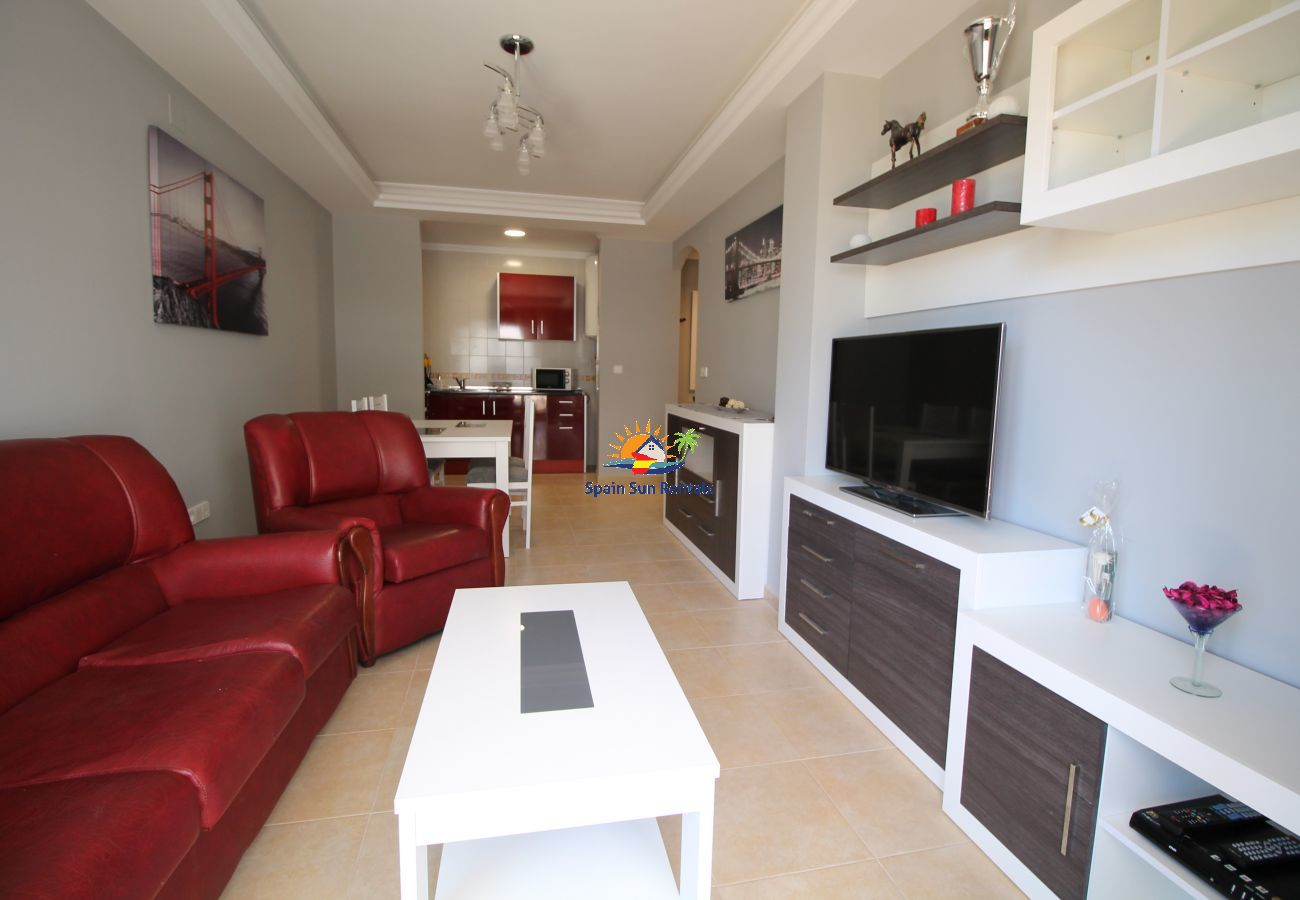 Apartamento en Torrox Costa - 1074 Apartment Alicia