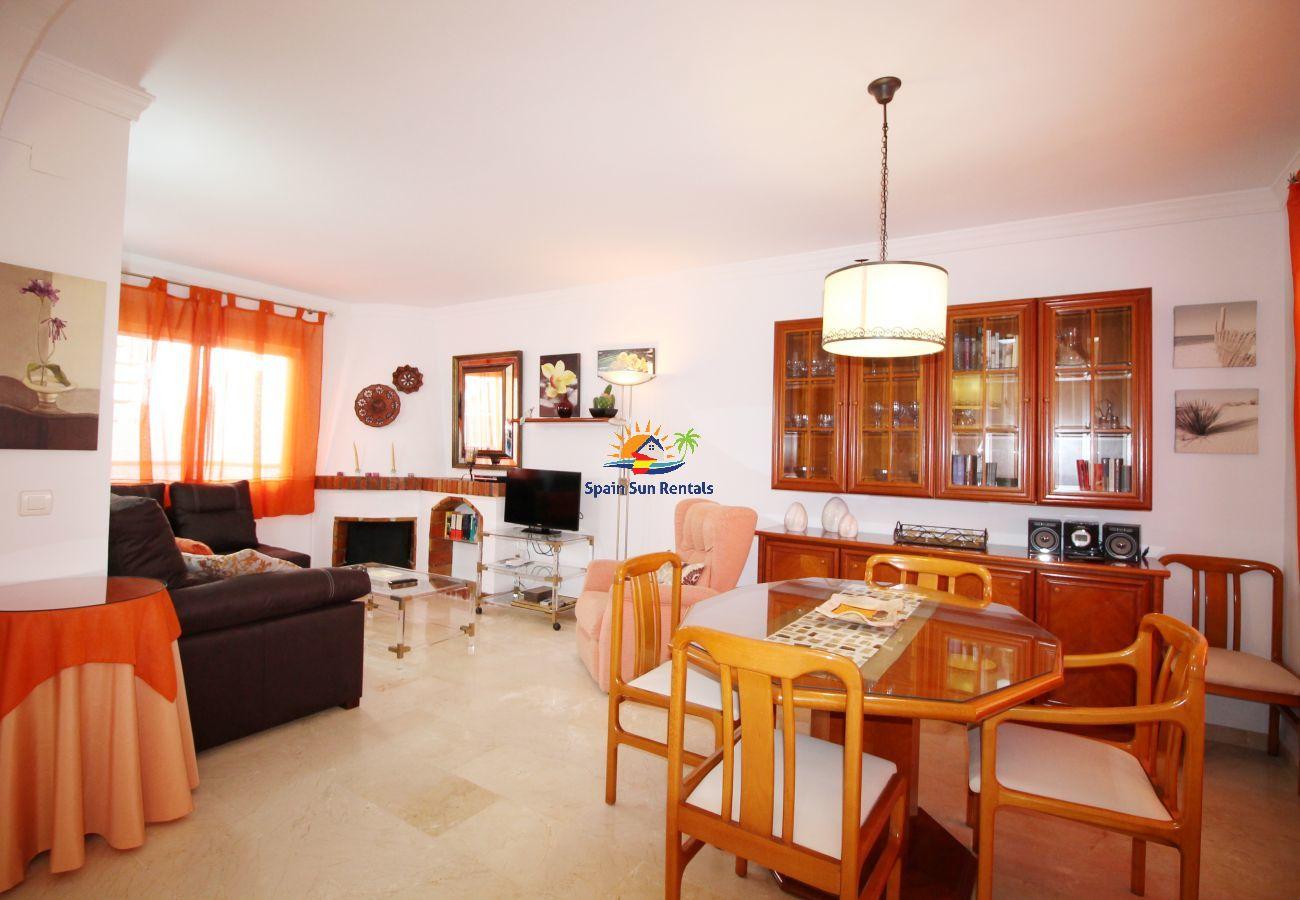 Casa en Nerja - 1046 Casa Palmera
