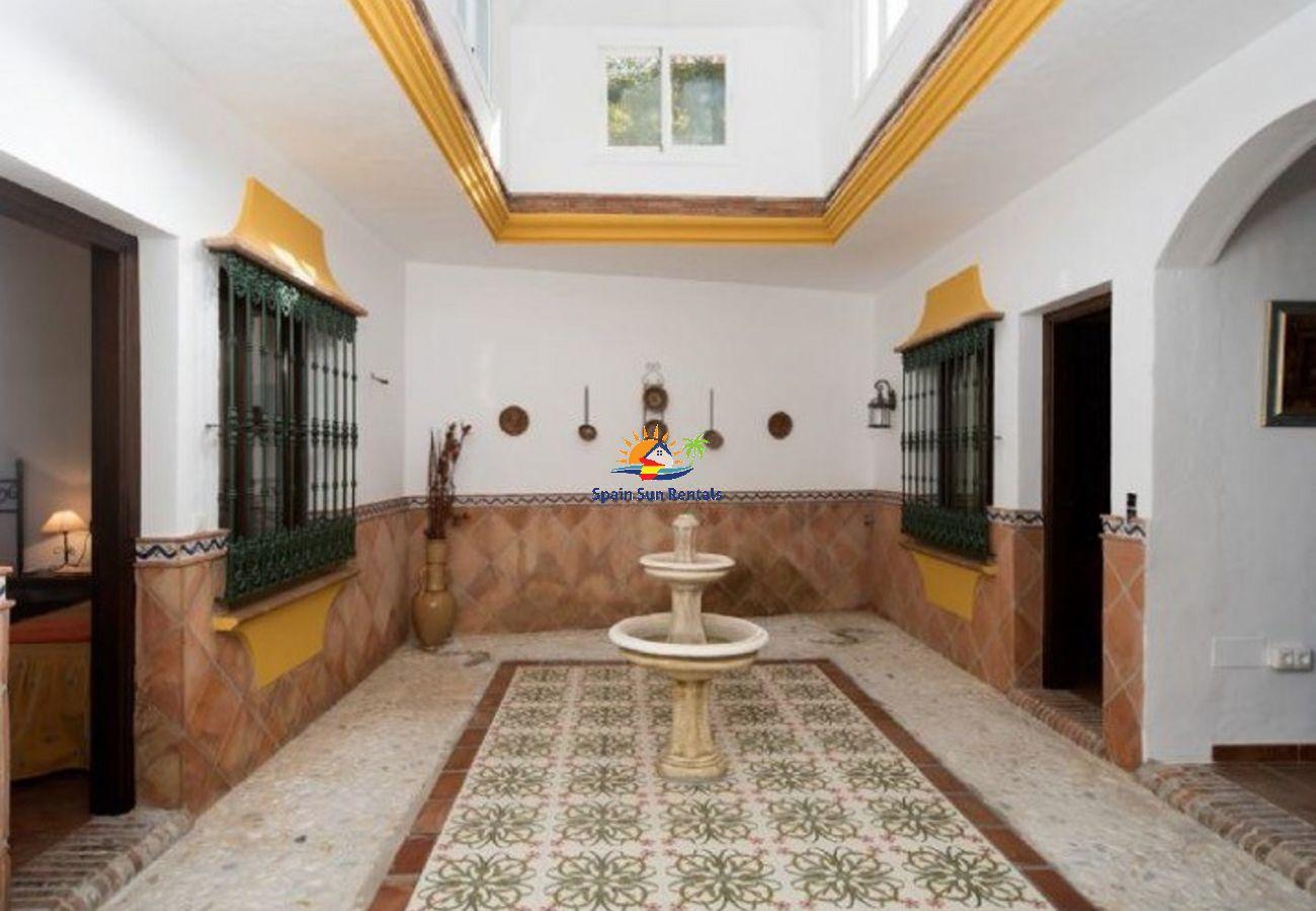 Villa en Nerja - 1103 Villa Maravillas
