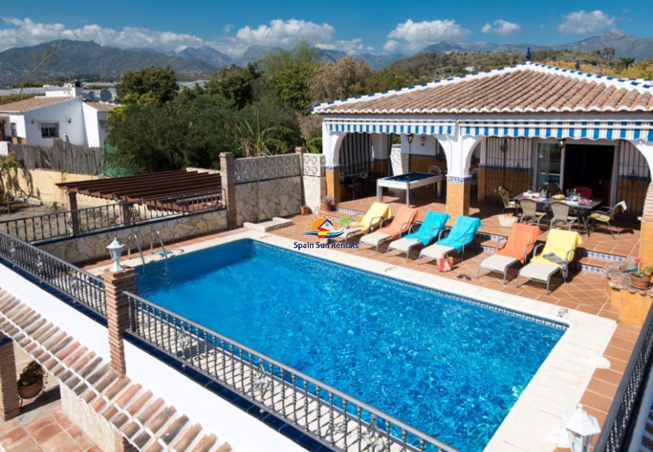 Villa en Nerja - 1105 Villa Triana