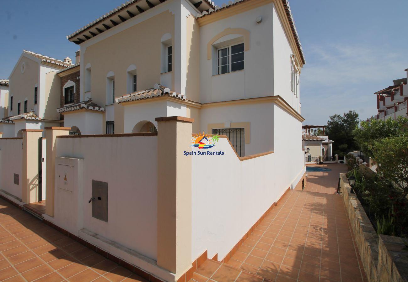 Casa en Nerja - 1067 Casa Santacruz