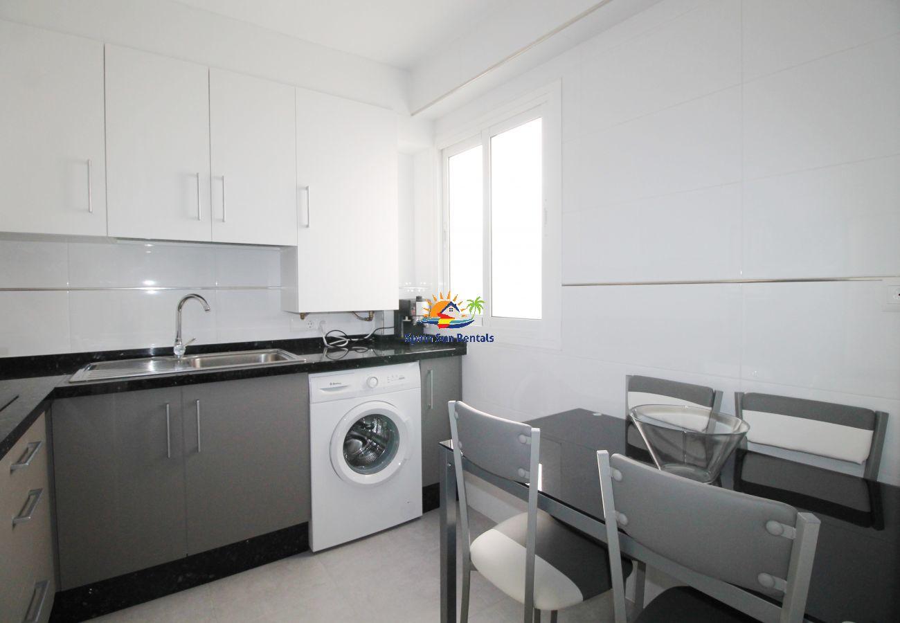Apartamento en Nerja - 1020 Apartment Edf. Paco