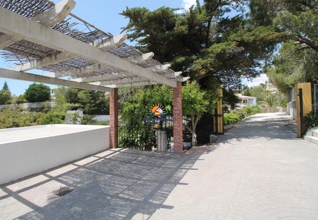 Villa en Frigiliana - 1086 Casita Alberto
