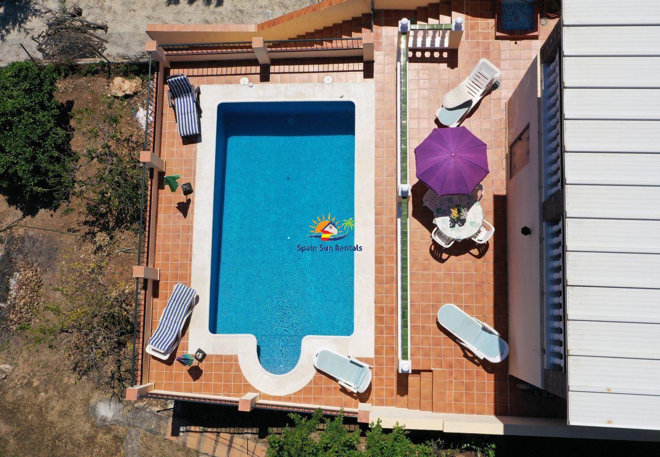 Villa en Nerja - 1091 Villa Conchi