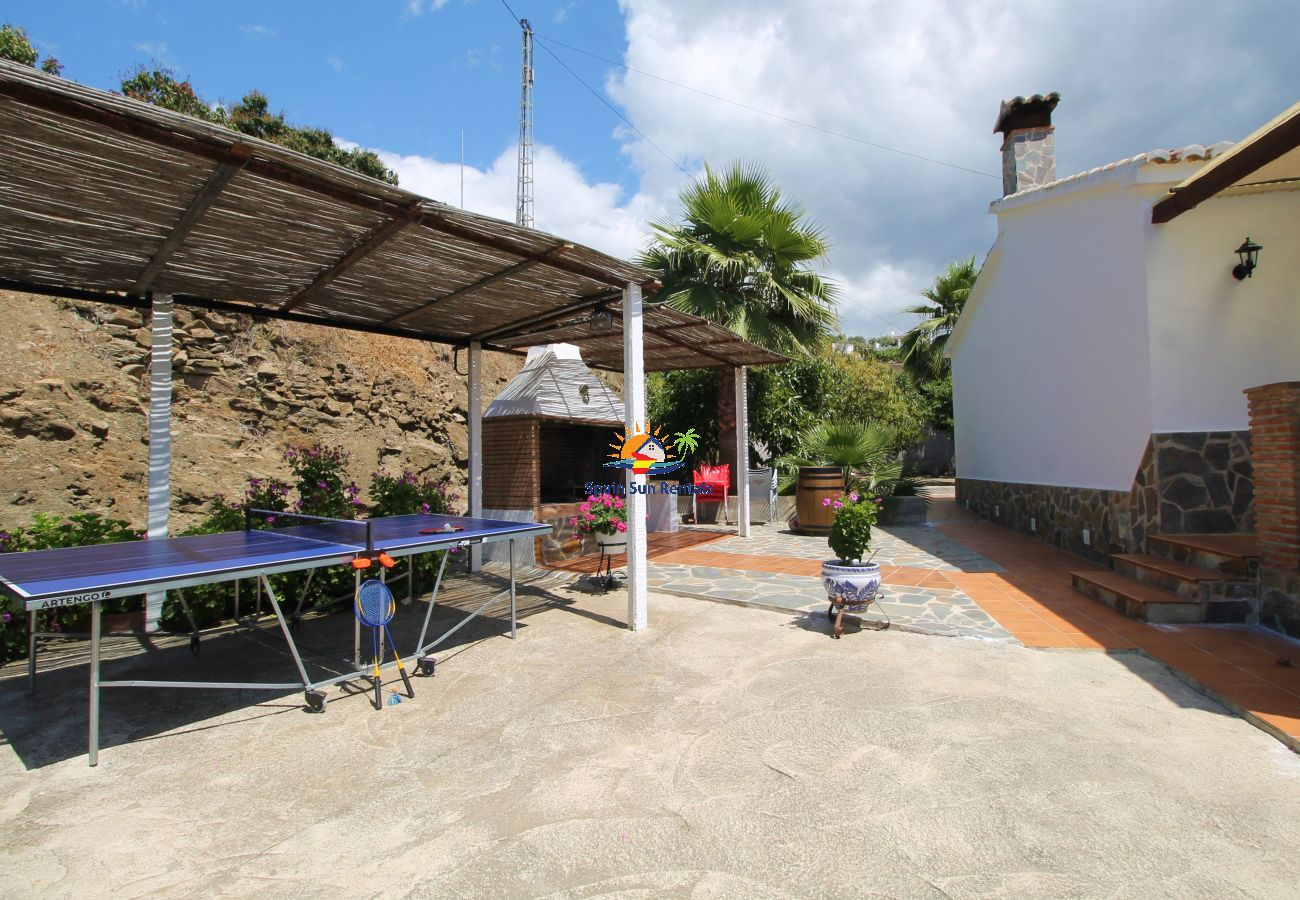 Villa en Frigiliana - 1076 Cortijo de la Musica (Winter)