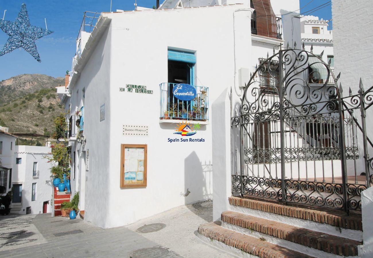 Casa en Frigiliana - 1082 Casa la Plaza