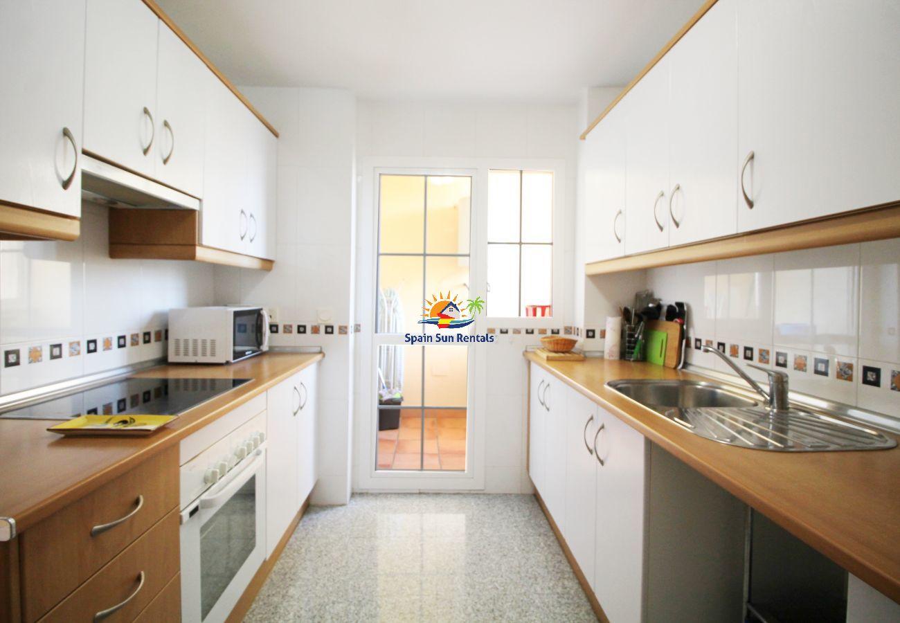 Apartamento en Nerja - 1081 Apartment Poseidon