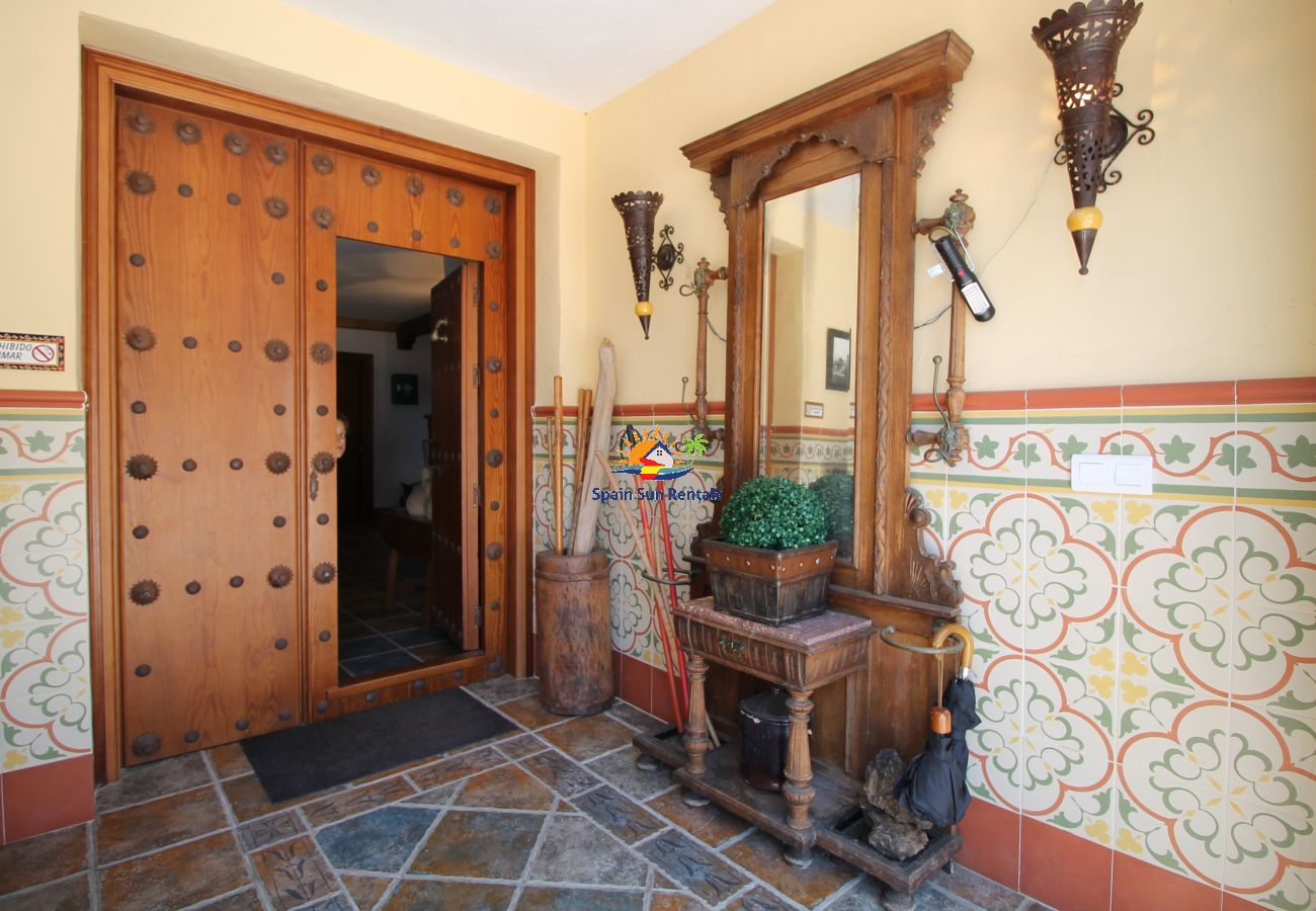 Villa en Frigiliana - 1094 Cortijo el Niño