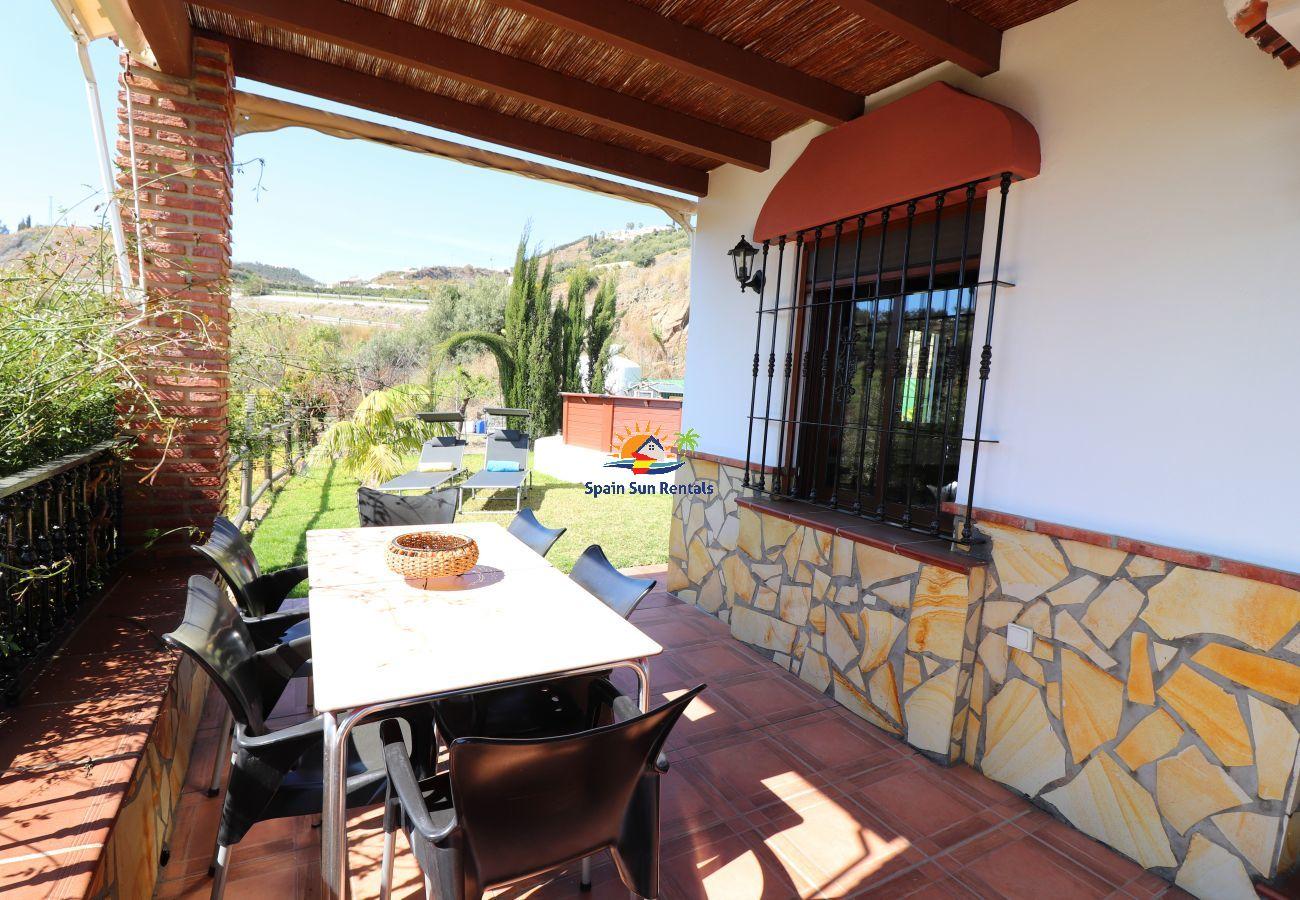 Villa en Torrox - 1093 Villa Magnolias