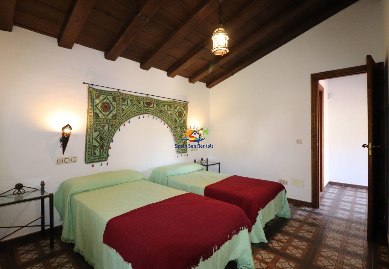 Villa en Frigiliana - 1071 Villa la Molineta