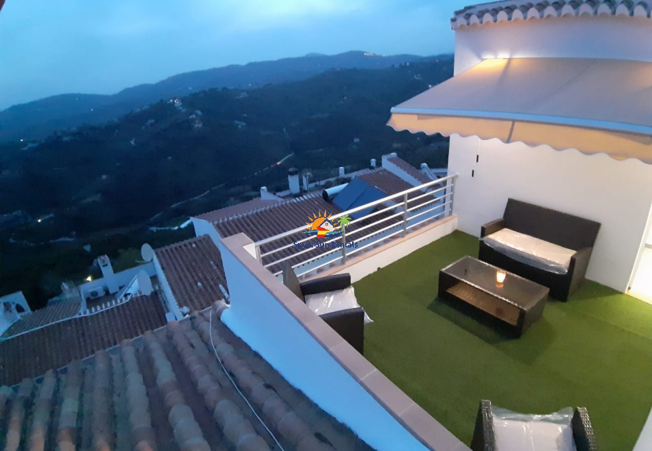 Apartamento en Frigiliana - 1034 Apartment Love