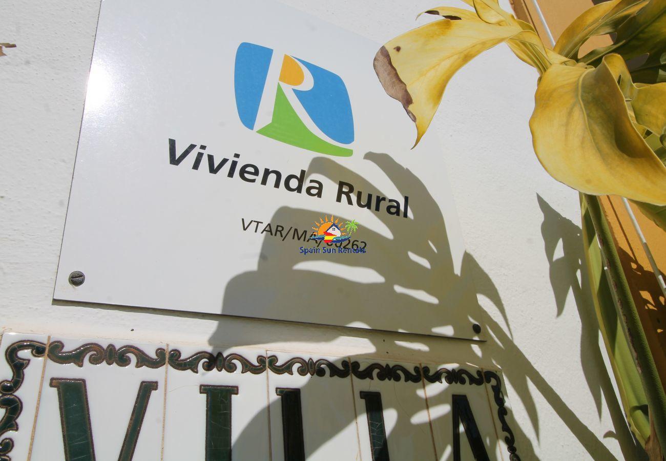 Villa en Nerja - 1073 Villa Retama (6p)
