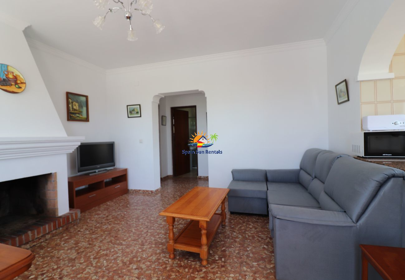Villa en Nerja - 1112 Villa el Romeral