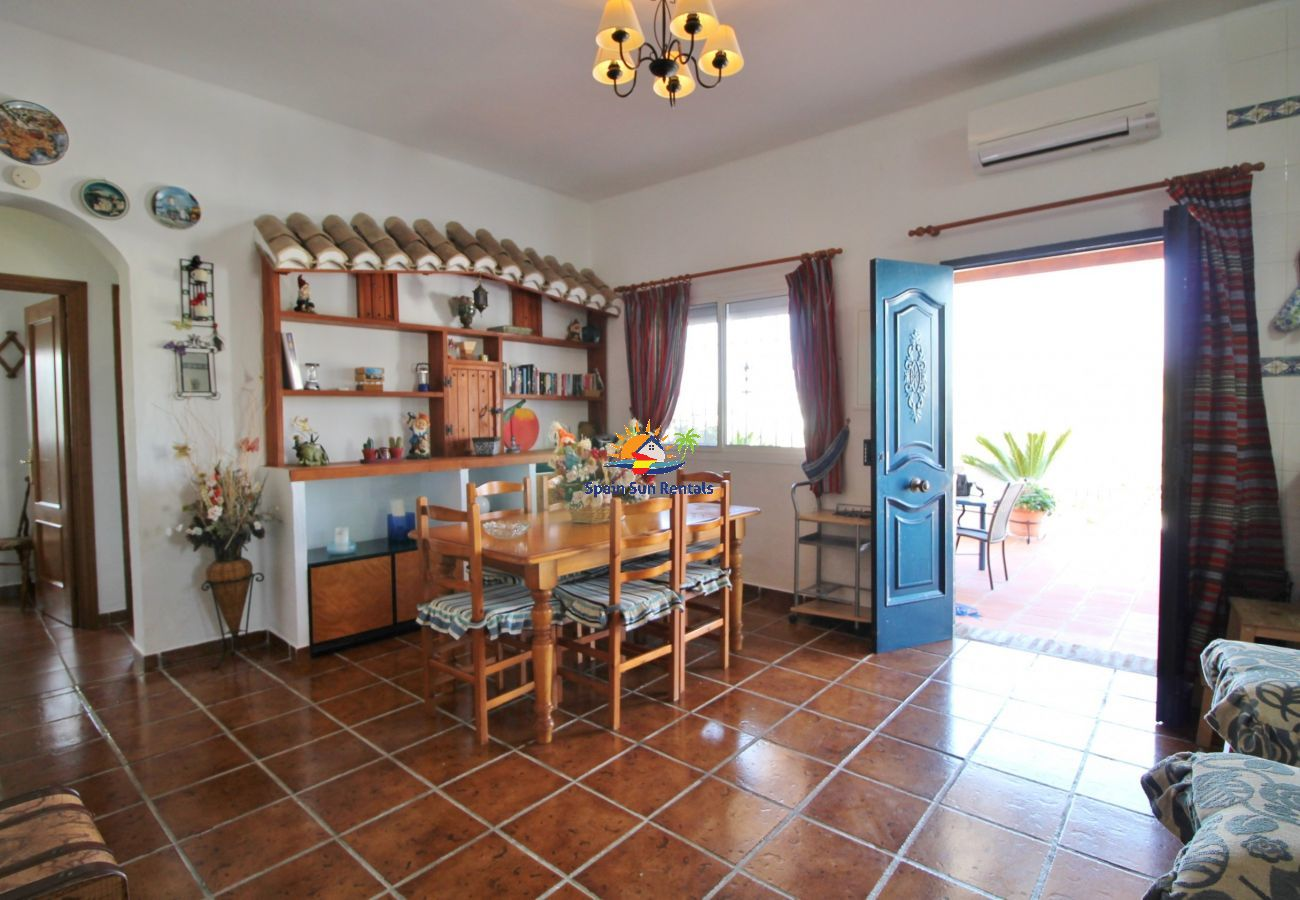 Villa en Nerja - 1003 Villa Cornocalejo (Winter)
