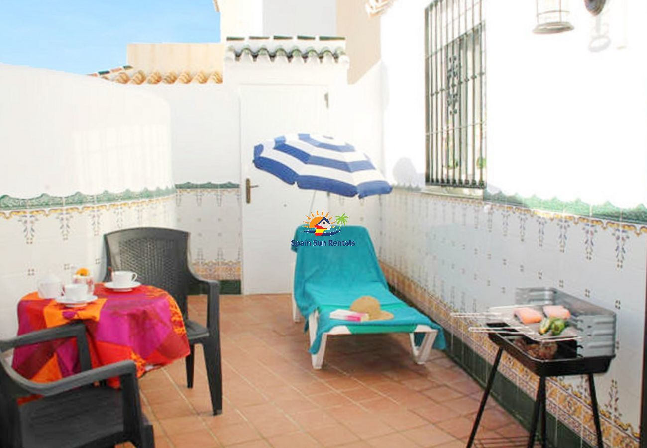 Apartamento en Nerja - 1010 Apartment Kika (Winter)