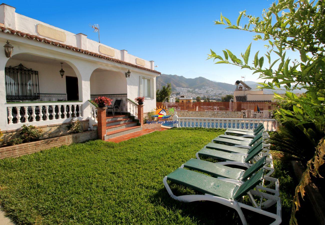 Villa en Nerja - 1022 Villa Jorge (Winter)