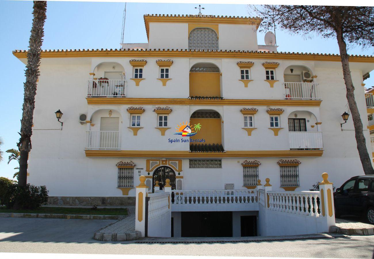 Apartamento en Torrox Costa - 1031 Apartment Jardines del Mar (Winter)