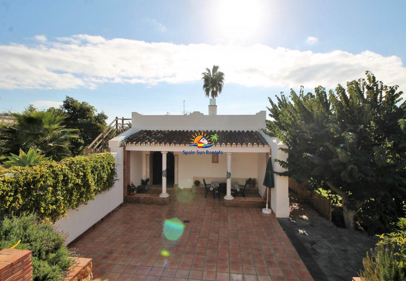 Villa en Nerja - 1035 Villa El Crucero (Winter)