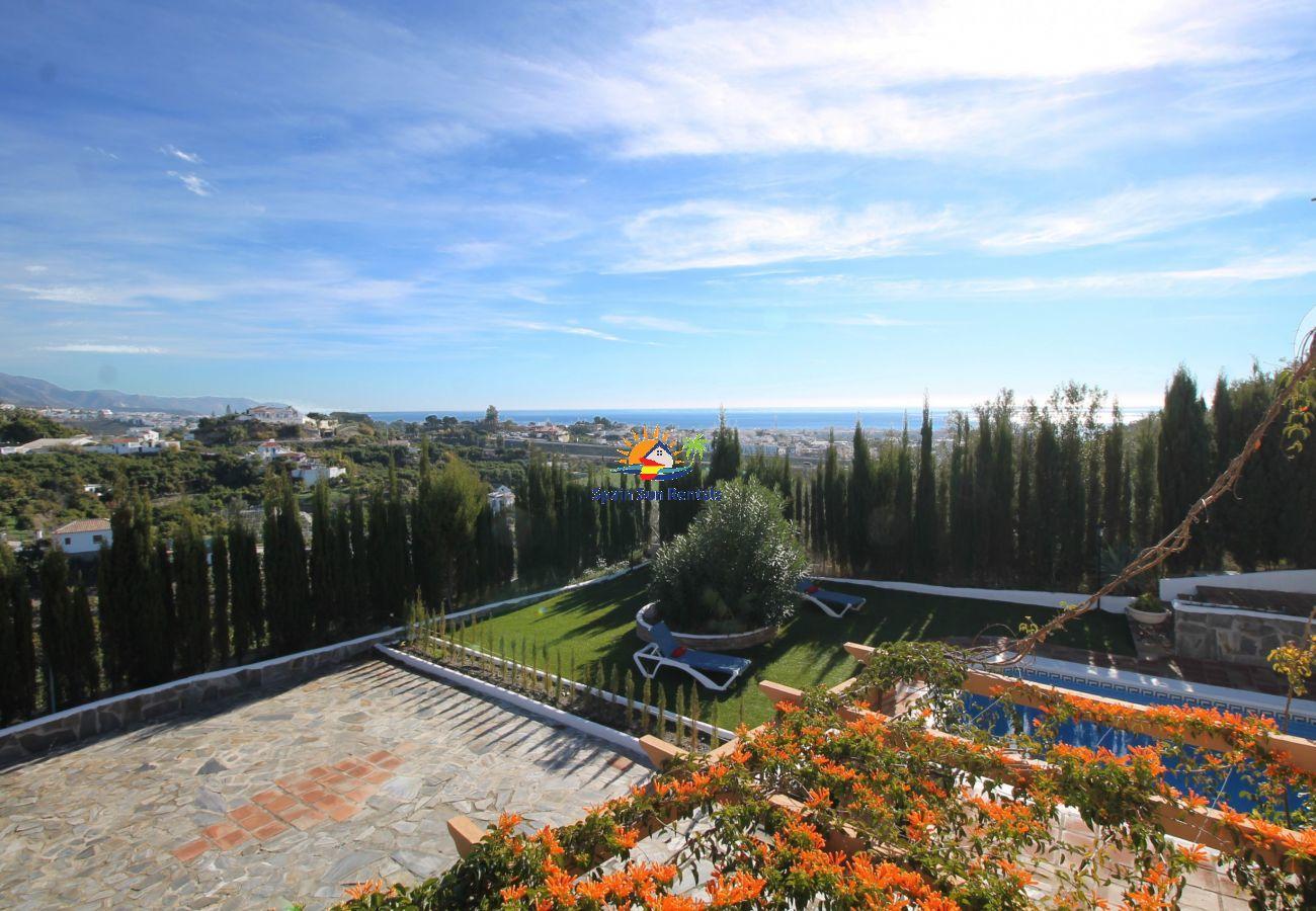 Villa en Frigiliana - 1055 Villa Cerrillo (Winter)