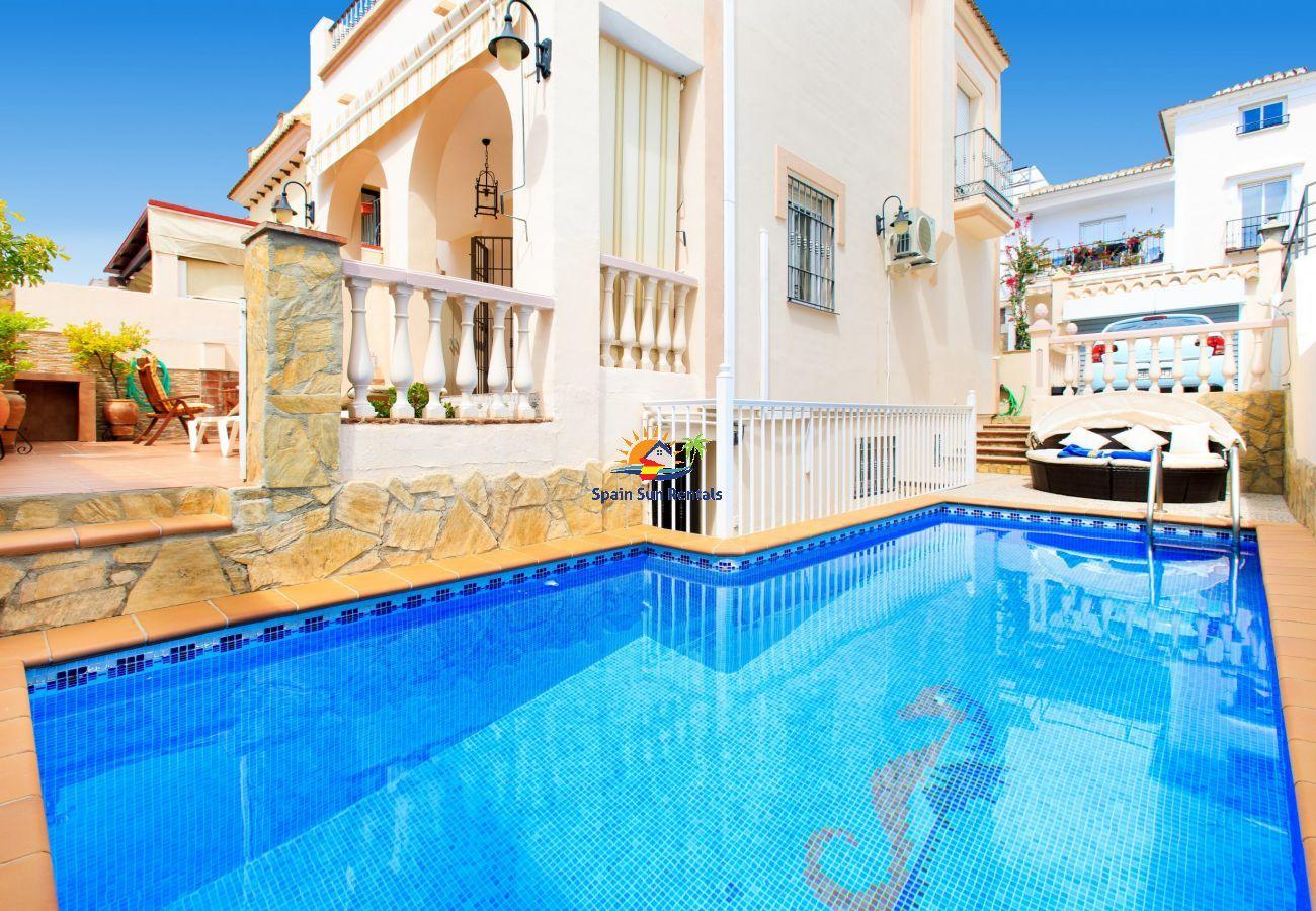 Villa en Nerja - 1072 Villa Palomas (Winter)
