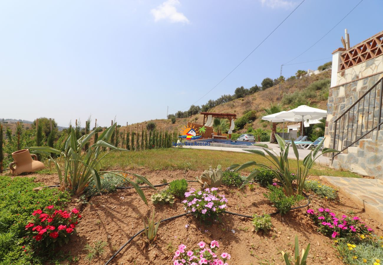 Villa en Frigiliana - 1117 Villa Gamor
