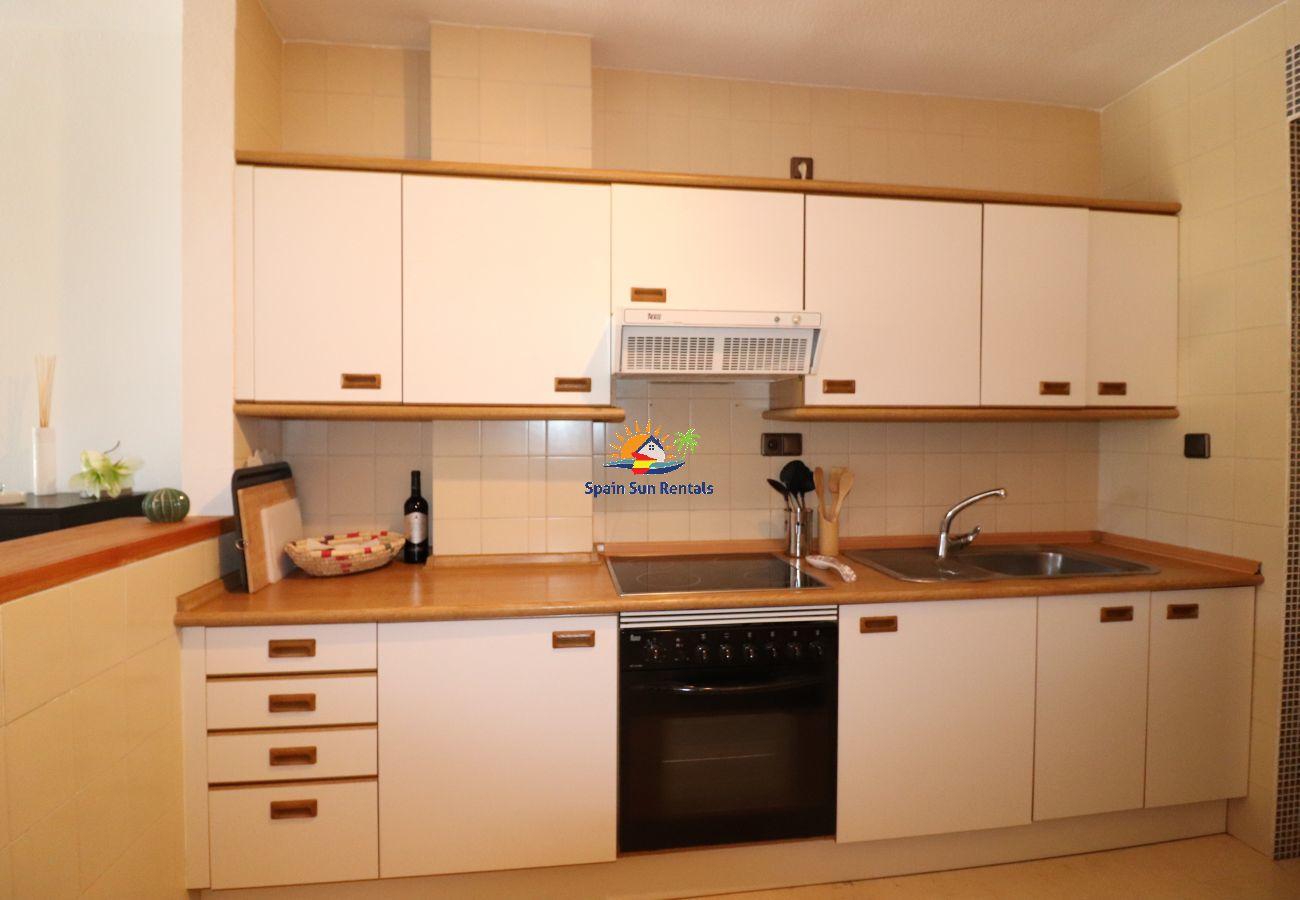 Apartamento en La Herradura - 1115 Apartment Capricho
