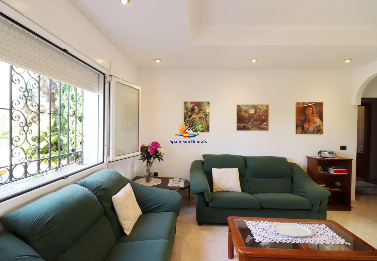 Apartamento en Frigiliana - 1120 Apartment Zafiro-Meneguina