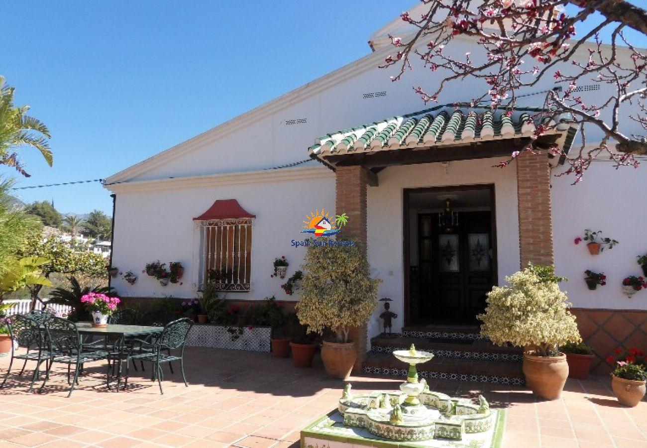 Villa en Frigiliana - 1124 Villa Lucien