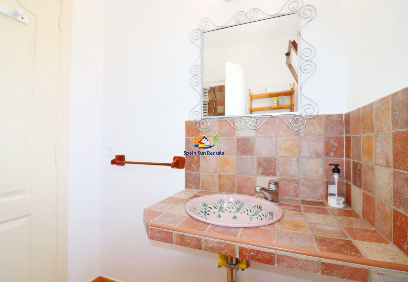 Villa en Frigiliana - 1126 Villa Algar