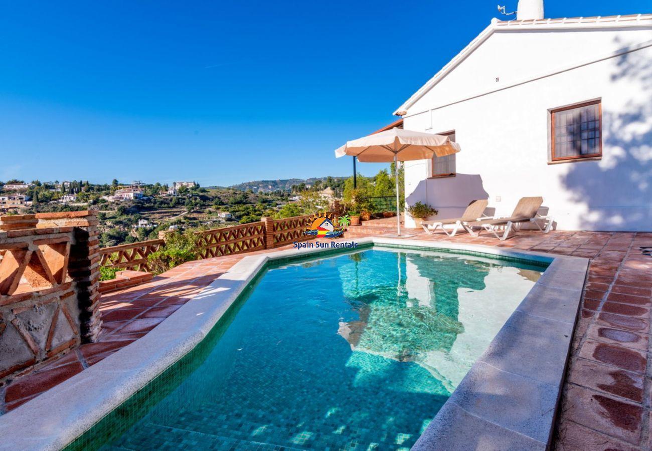 Villa en Frigiliana - 1134 Villa la Reserva