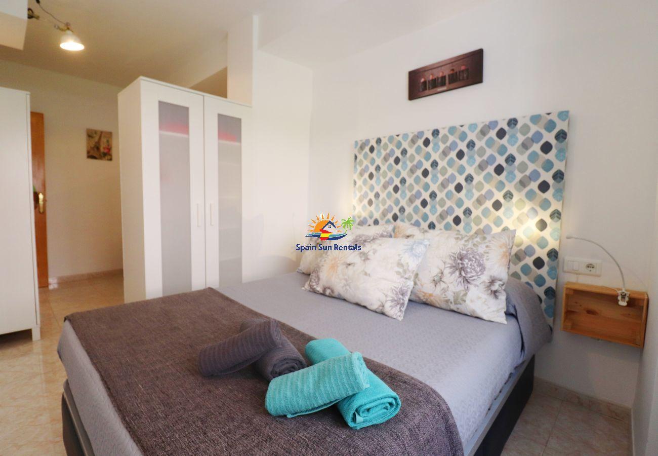Apartamento en Nerja - 1136 Apartment Blue