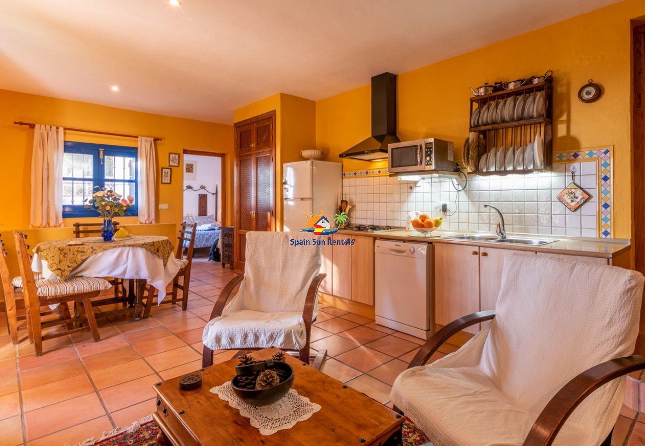 Villa en Frigiliana - 1133 Villa Dachita
