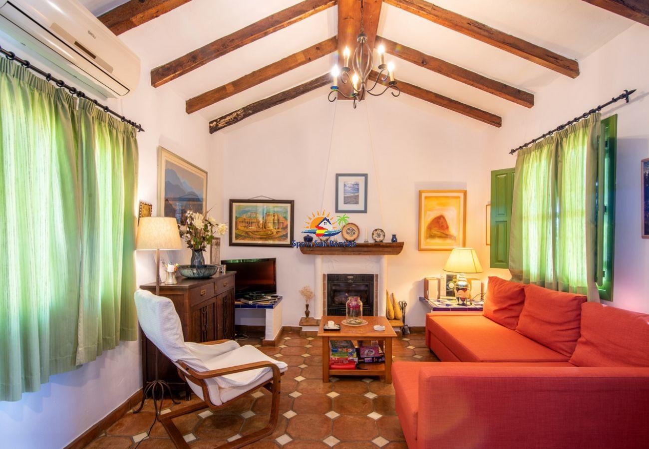 Villa en Frigiliana - 1135 Villa el Torin